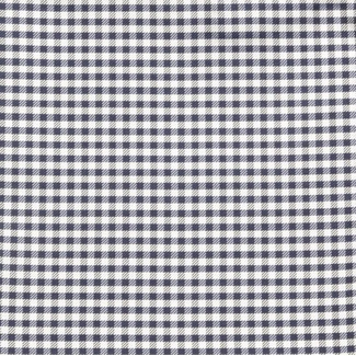 Men handkerchief to pocket Willsoor (pattern 102) 5988 with checked pattern, Willsoor