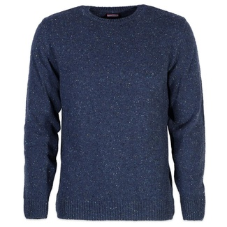 Men sweater Willsoor 6249 in blue color