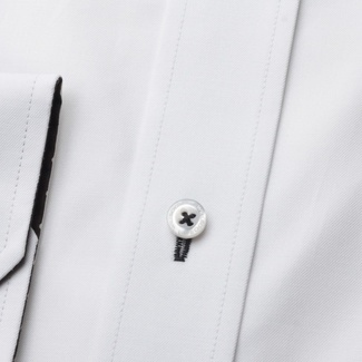 Men shirt WR Slim Fit (height 176/182 a 188/194) 660 in white color