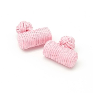 Cufflinks (pattern 12) 7250 in pink colour
