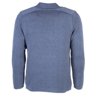 Men sweater Willsoor 7349 in blue color