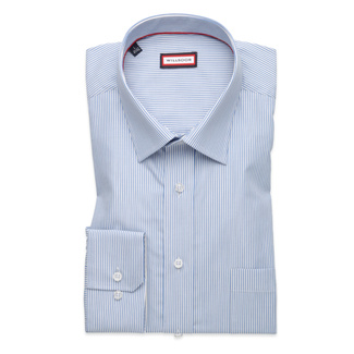 Men classic shirt (height 176-182) 8244 with stripes