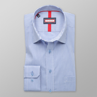Men Slim Fit Shirt (height 176-182) 8292