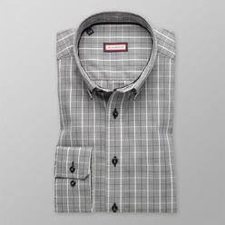 Men slim fit shirt (height 176-182) 8386 with
