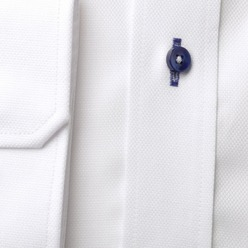 Men classic shirt London (height 176-182) 8395 in white color