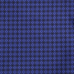 Men's Pocket Square Willsoor  (pattern 119) 8555 Blue, Willsoor