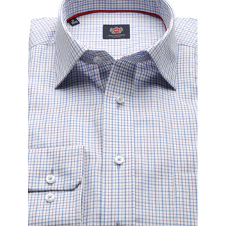 Men's slim fit shirt London (height 176-182) 8682 Easy care