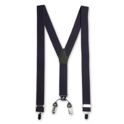 Men's Classic Braces 8696 in dark blue color