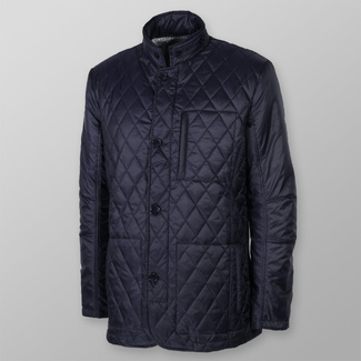 Men quilted jacket DUCA (size. 3XL - 5XL) 8719