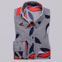 Women's shirt Willsoor 8943, Willsoor