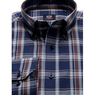 Men's shirt London (height 188-194 I 198-204) 9002, Willsoor