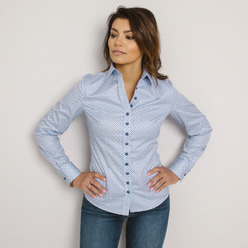 Womens shirt Willsoor 9039, Willsoor