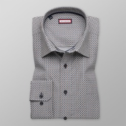 Mens Shirt Classic (height 176-182 I 188-194) 9097, Willsoor