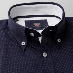 Mens Shirt London (height 176-182 I 188-194) 9123, Willsoor