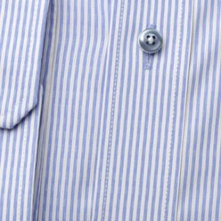 Men's classic shirt with fine strips (height 176-182) 9598, Willsoor