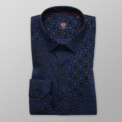 Men's London shirt with pattern (all sizes) 9652