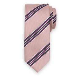 SLIM (narrow) striped tie 9689, Willsoor