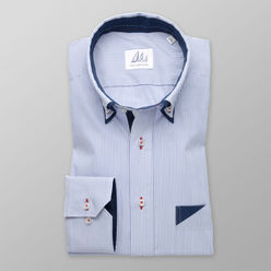 Classic men's shirt (height 198-204) 9770, Willsoor