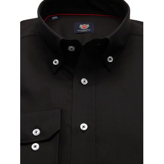 London shirt in black (height 176-182) 9882