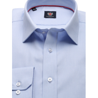 London shirt in pale blue (all size) 9884, Willsoor