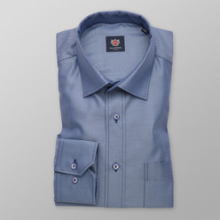 London shirt with fine strips (height 198-204) 9894, Willsoor