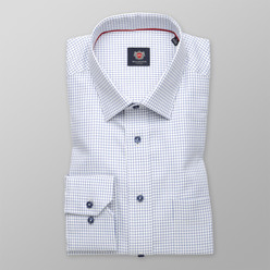 London shirt with check pattern (height 164-170) 9896, Willsoor