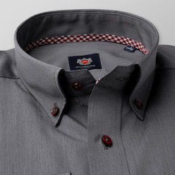 London shirt with fine strips (all size) 9919, Willsoor