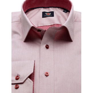 London shirt in salmon color (all size) 9925, Willsoor
