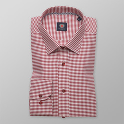 London shirt with gingham pattern  (height 176-182) 9929
