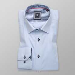 Slim Fit shirt in blue (height 176-182) 9931