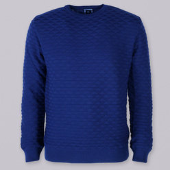Men's sweater with a fine pattern 9945, Willsoor